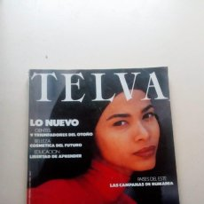 Coleccionismo de Revistas y Periódicos: TELVA. Lote 218348558