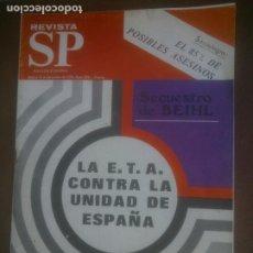 Coleccionismo de Revistas y Periódicos: REVIST SP. E.T.A.CONTRA LA UNIDAD DE ESPAÑA.Nº526.1970.. Lote 218522138