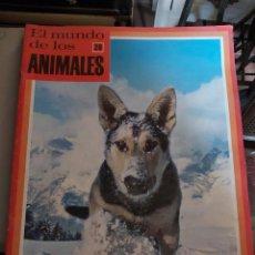 Coleccionismo de Revistas y Periódicos: LOS ANIMALES DEL MUNDO. FASCÍCULOS 28, 29, 30, 31, 32 Y 34. NOGUER. RIZZOLI. LAROUSSE.. Lote 218563553