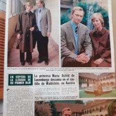 Coleccionismo de Revistas y Periódicos: MARIA ASTRID DE LUXEMBURGO. Lote 218601205