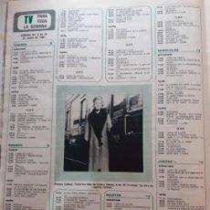 Coleccionismo de Revistas y Periódicos: AGATHA CHRISTIE. Lote 218601220