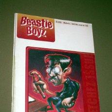 Coleccionismo de Revistas y Periódicos: BEASTIE BOYZ GRAFFITI MAGAZIN SKETCHES Nº 5. BLAKSPIN HIP HOP MAGAZIN, HAMBURGO, ALEMANIA, 2000. VER. Lote 218616671