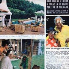 Coleccionismo de Revistas y Periódicos: SCANS CURD JURGENS. Lote 218643166