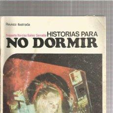 Coleccionismo de Revistas y Periódicos: HISTORIAS PARA NO DORMIR 3. Lote 218766923
