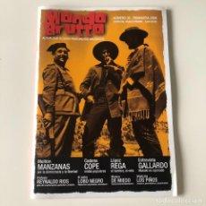 Collezionismo di Riviste e Giornali: MONDO BRUTTO 35 - PRIMAVERA 2006. Lote 218807432