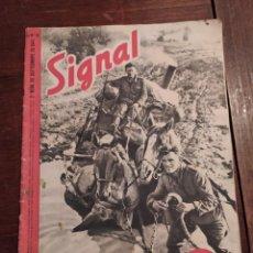 Collezionismo di Riviste e Giornali: REVISTA SIGNAL (SP Nº18)(2O NUM. SEPTIEMBRE 1941). Lote 218830933