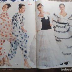Coleccionismo de Revistas y Periódicos: MODA 1980 PÀTOU. Lote 218913378