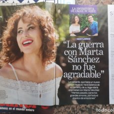 Coleccionismo de Revistas y Periódicos: VICKY LARRAZ OLE OLE. Lote 218913495