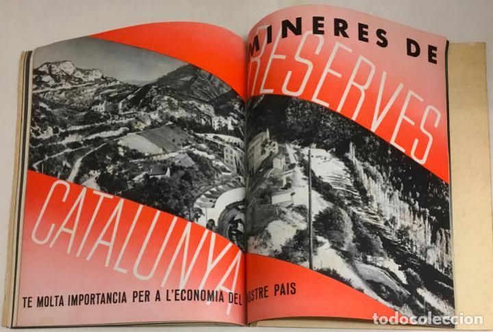 Coleccionismo de Revistas y Periódicos: GUERRA CIVIL. CONSELLERIA D'ECONOMIA. 1 OCTUBRE 1936. Nº 1. - Foto 2 - 219275405