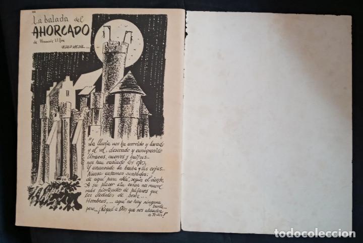 Coleccionismo de Revistas y Periódicos: ESCORPIÓN 6 - ED VILMAR 1973 - Foto 4 - 219316016