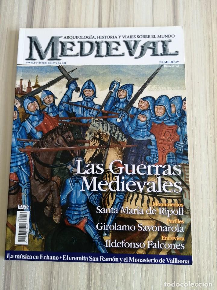 Coleccionismo de Revistas y Periódicos: Lote 15 revistas Mundo Medieval - Foto 2 - 219618366