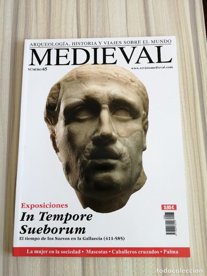 Coleccionismo de Revistas y Periódicos: Lote 15 revistas Mundo Medieval - Foto 4 - 219618366