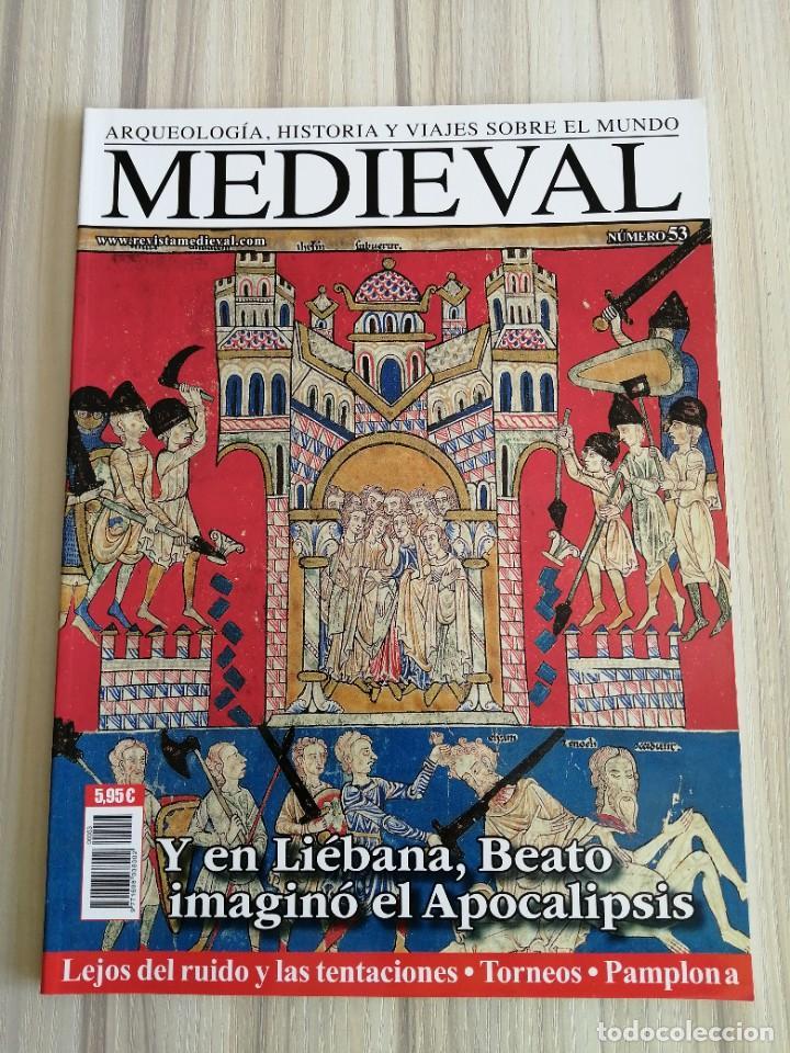 Coleccionismo de Revistas y Periódicos: Lote 15 revistas Mundo Medieval - Foto 6 - 219618366