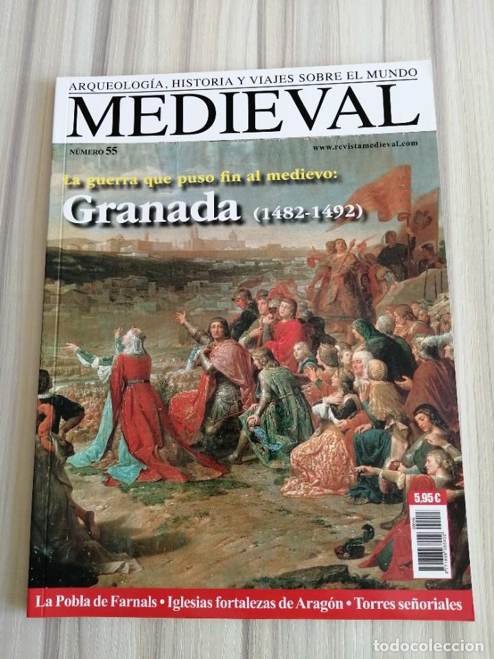 Coleccionismo de Revistas y Periódicos: Lote 15 revistas Mundo Medieval - Foto 7 - 219618366