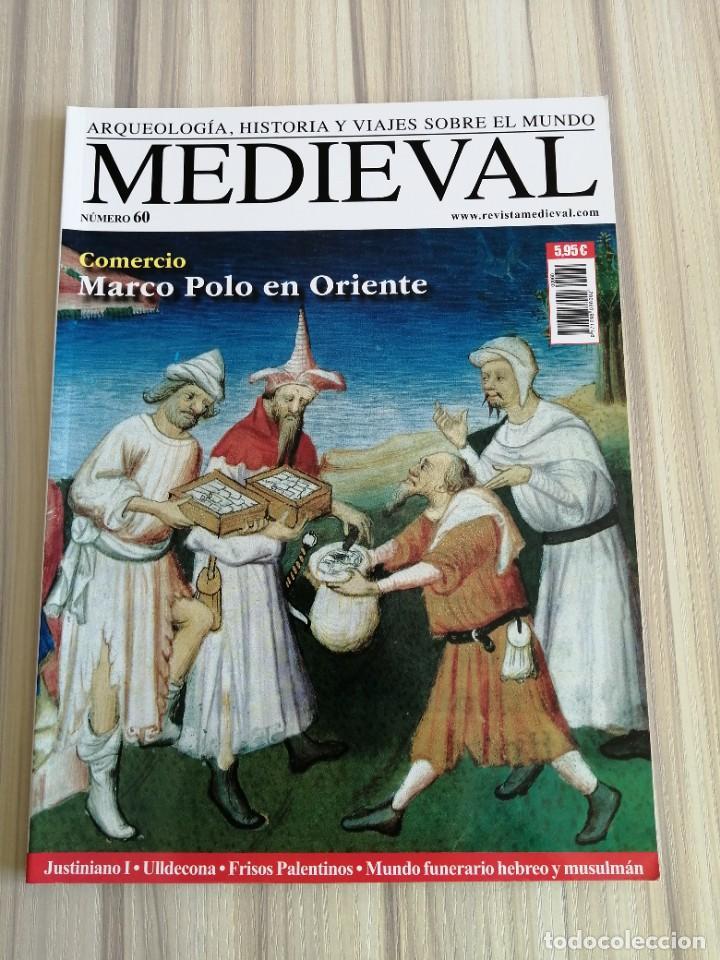 Coleccionismo de Revistas y Periódicos: Lote 15 revistas Mundo Medieval - Foto 10 - 219618366