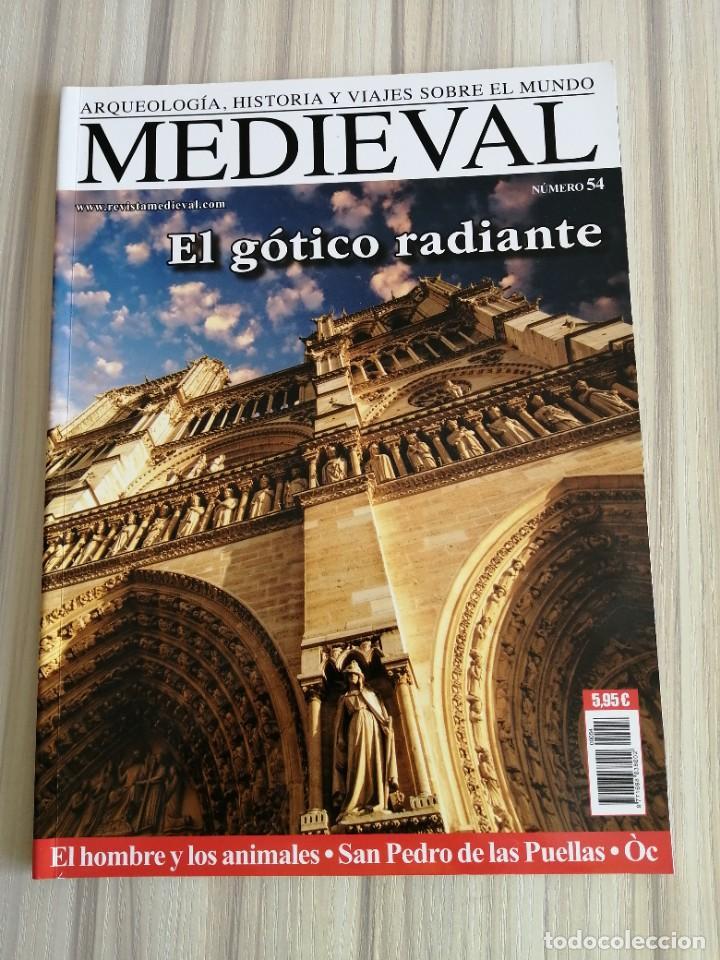 Coleccionismo de Revistas y Periódicos: Lote 15 revistas Mundo Medieval - Foto 11 - 219618366