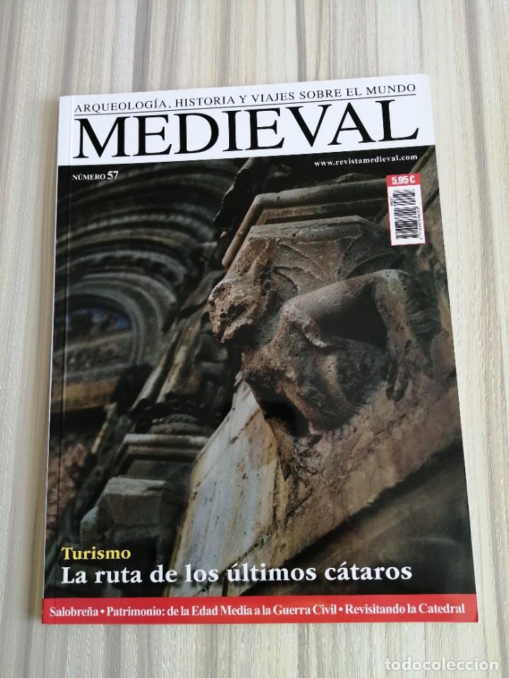 Coleccionismo de Revistas y Periódicos: Lote 15 revistas Mundo Medieval - Foto 12 - 219618366