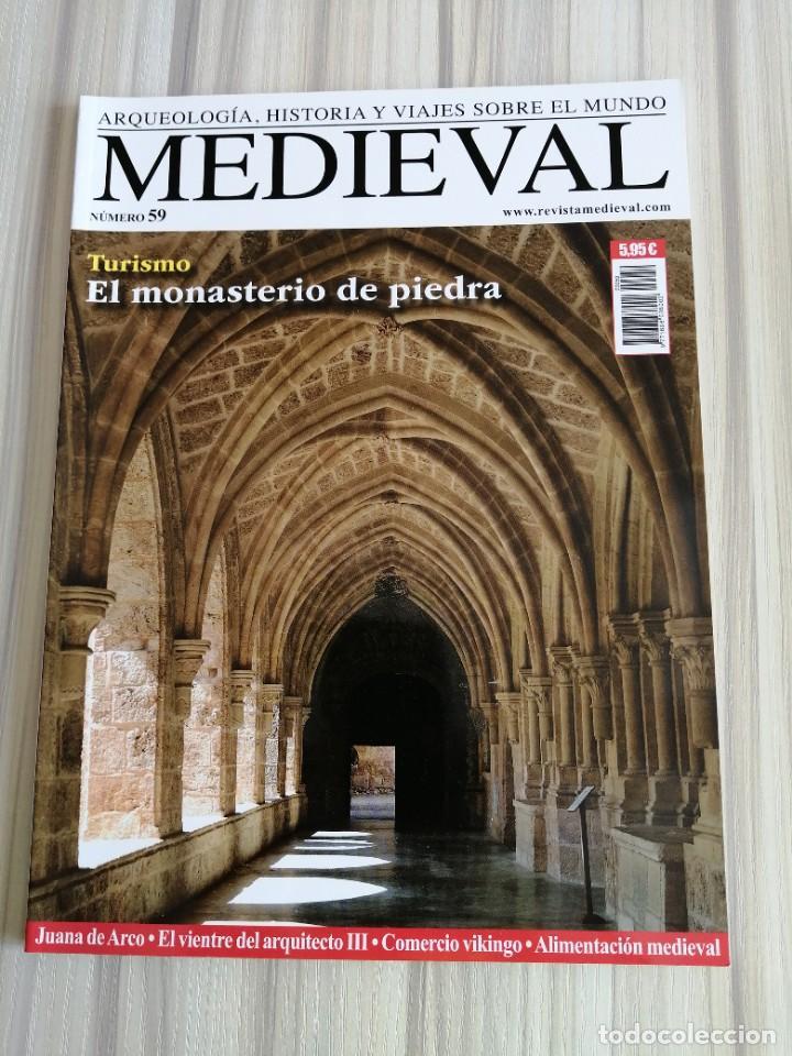Coleccionismo de Revistas y Periódicos: Lote 15 revistas Mundo Medieval - Foto 13 - 219618366