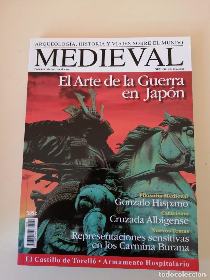 Coleccionismo de Revistas y Periódicos: Lote 15 revistas Mundo Medieval - Foto 16 - 219618366
