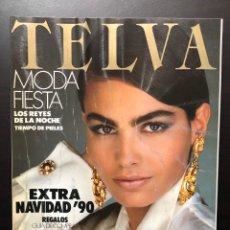 Coleccionismo de Revistas y Periódicos: TELVA. Lote 219704400