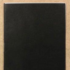 Coleccionismo de Revistas y Periódicos: 112 SOBRE N° 7 (BARCELONA 1985). HISTÓRICO MINI FANZINE ORIGINAL. PRESENTA: SUCESO LUCTUOSO. Lote 220087308