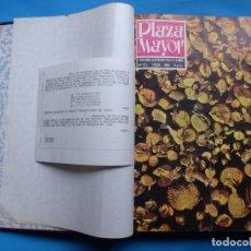 Coleccionismo de Revistas y Periódicos: PLAZA MAYOR, PERIODICO ILUSTRADO PARA EL CAMPO - 1 TOMO - 26 NUMEROS - AÑOS 1968-1970. Lote 220102948