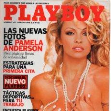 Coleccionismo de Revistas y Periódicos: PLAYBOY Nº 242 1999. PAMELA ANDERSON, JAIME BERGMAN, KONA CARMACK, STACY SANCHEZ. Lote 220702181