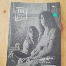 Coleccionismo de Revistas y Periódicos: JOURNAL OF THE FANTASTIC IN THE ARTS VOL. 2 NO. 1 SPRING 1989. Lote 220751508