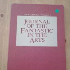 Coleccionismo de Revistas y Periódicos: JOURNAL OF THE FANTASTIC IN THE ARTS VOLUME 1, NUMBER 3 (1988). Lote 220751617