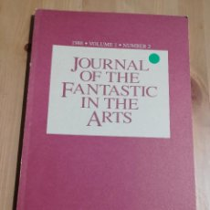 Coleccionismo de Revistas y Periódicos: JOURNAL OF THE FANSTASTIC IN THE ARTS VOLUME 1, NUMBER 2 (1988). Lote 220800370