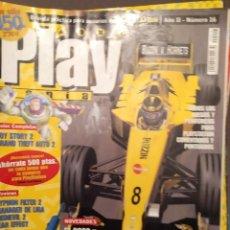 Coleccionismo de Revistas y Periódicos: PLAYMANIA , PLAYSTATION NUM 16: FORMULA 1,TOY STORY 1,GRAND THEFT AUTO 2,MEDIEVIL 2,FEAR EFFECT. Lote 220832682