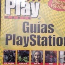 Coleccionismo de Revistas y Periódicos: PLAYMANIA ESPECIAL 4, GUIAS METAL GEAR,SYPHON FILTER, TOMB RAIDER III,SILENT HILL,DRIVER,BICHOS,FIFA. Lote 220832943