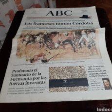 Coleccionismo de Revistas y Periódicos: ABC. Lote 220846510