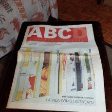 Coleccionismo de Revistas y Periódicos: ABC ARTES Y LETRAS. Lote 220846776