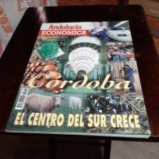 Coleccionismo de Revistas y Periódicos: ANDALUCÍA ECONÓMICA. CÓRDOBA.. Lote 220847051
