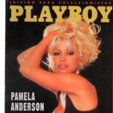 Coleccionismo de Revistas y Periódicos: PLAYBOY ESPECIAL COLECCIONISTAS Nº 21 PAMELA ANDERSON Y OTROS DESNUDOS CELEBRES. Lote 220966097