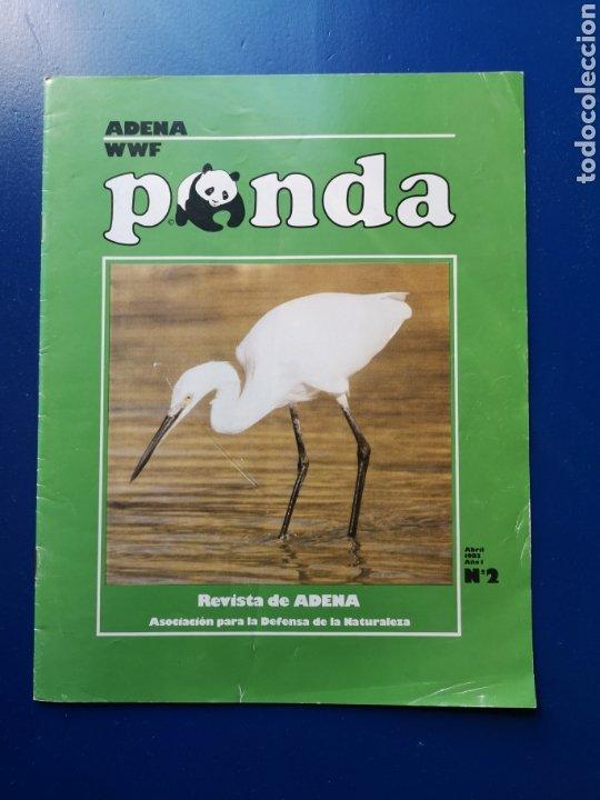 REVISTA ADENA WWF PANDA N°2 AÑO 1983 (Coleccionismo - Revistas y Periódicos Modernos (a partir de 1.940) - Otros)