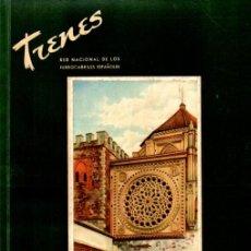 Coleccionismo de Revistas y Periódicos: REVISTA TRENES Nº 48 - OTOÑO 1951 - FERROCARRILES RENFE. Lote 221132906