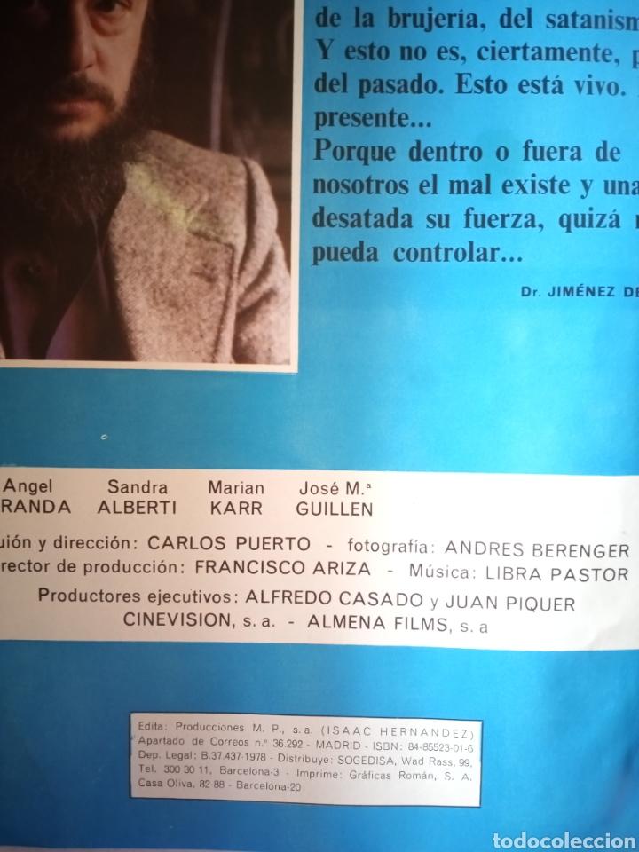 Coleccionismo de Revistas y Periódicos: ESCALOFRÍO revista DIFÍCIL MUY RARA - Foto 2 - 221171523