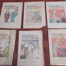 Coleccionismo de Revistas y Periódicos: ENPATUFET BARCELONA 1933. Lote 221305235