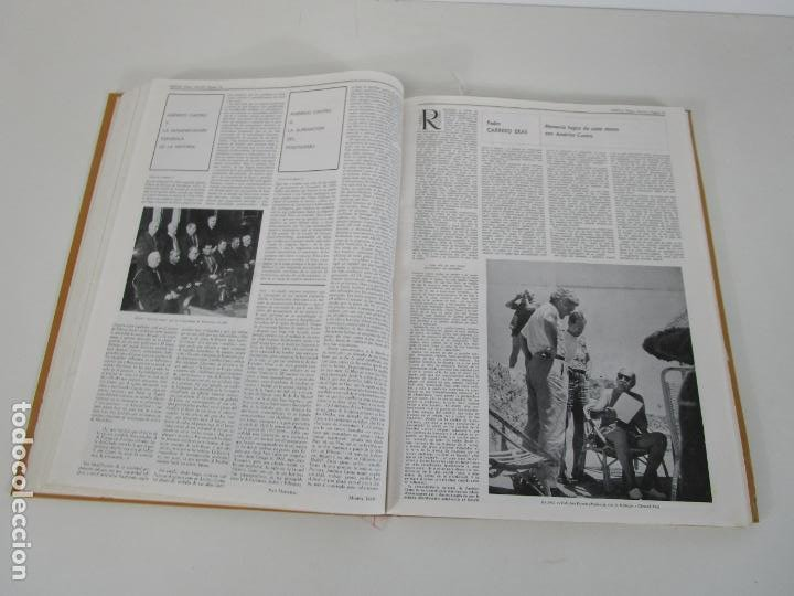 Coleccionismo de Revistas y Periódicos: Revista Insula Bibliográfica de Ciencia y Letras - 36 Tomos Encuadernados - del 1964 al 1975 - Foto 6 - 219349548