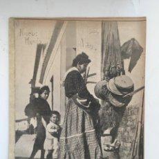Coleccionismo de Revistas y Periódicos: REVISTA NUEVO MUNDO NUMERADA 842. 24 DE FEBRERO DE 1910. Lote 221367733