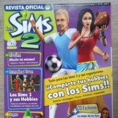 Coleccionismo de Revistas y Periódicos: VIDEO JUEGO, REVISTA SIMS 2 - NUM. 10 CON CD - ORIGINAL. Lote 221504953
