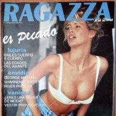 Coleccionismo de Revistas y Periódicos: REVISTA RAGAZZA CLAUDIA SCHIFFER. Lote 221612346