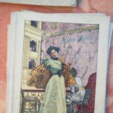 Coleccionismo de Revistas y Periódicos: LOTE DE REVISTAS NUEVO MUNDO AÑO V - 1898. Lote 221650736