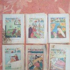 Coleccionismo de Revistas y Periódicos: LOTE DE EN PATUFET AÑO 1930 - 1932 Y 1933. Lote 221707192