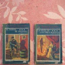 Coleccionismo de Revistas y Periódicos: LA NOVELA ILUSTRADA N°103 Y 105. Lote 221708685