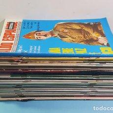 Coleccionismo de Revistas y Periódicos: LOTE 28 REVISTAS HERALDO ESPAÑOL 1981-1982, VER DESCRIPCION E IMAGENES. Lote 221719420