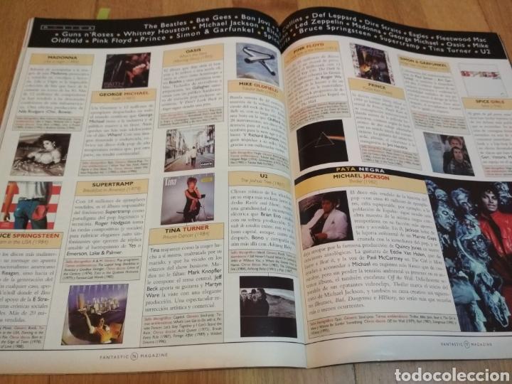 Coleccionismo de Revistas y Periódicos: Fantastic magazine 1997 Spice Girls Madonna Mecano Michael Jackson - Foto 5 - 221730911