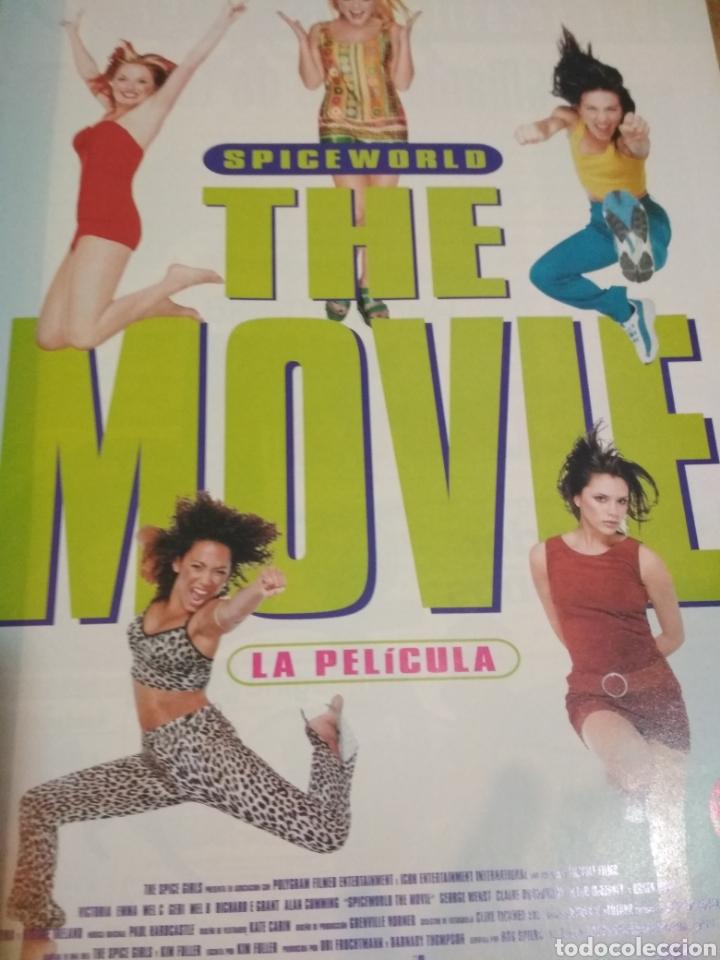 Coleccionismo de Revistas y Periódicos: Fantastic magazine 1997 Spice Girls Madonna Mecano Michael Jackson - Foto 6 - 221730911